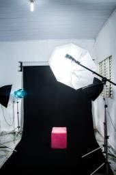 Estúdio fotográfico alugo