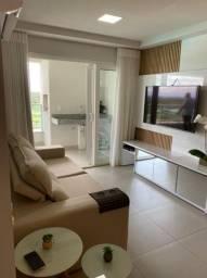 apartamento com 2 quartos á venda no condomínio Brasil Beach Cuiabá-MT