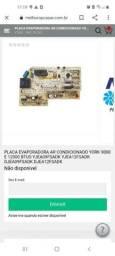 Título do anúncio: Placa para ar condicionado
