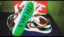 Título do anúncio: Nike Dior
