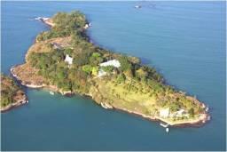 Locação - Ilha paradisíaca com 40.000 m² na Bahia de Paraty-RJ.