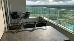 apartamento com 3 suítes á venda no condomínio brasil beach cuiabá-mt