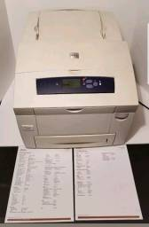 Impressora Laser Colorida Xerox Phaser 8560