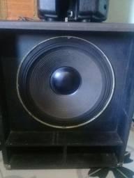 Caixa de som. alto falante 15w