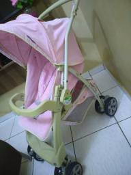 Carrinho de bebê Burigoto bem conservado