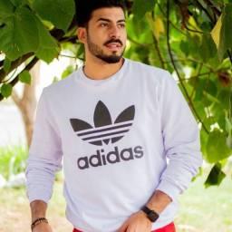 Título do anúncio: Promoção Blusa de Moletom Adidas GG