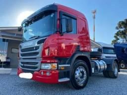 A Venda: Scania P 360 4x2