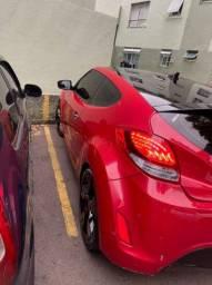 Veloster vermelho Ferrari único top
