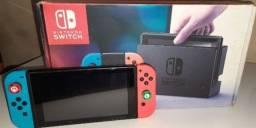 Vendo ou troco Nintendo swintch destravado