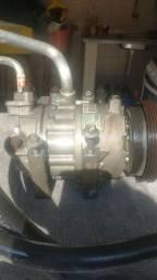 Compressor de ar condicionado, Hyundai I30, 2012.