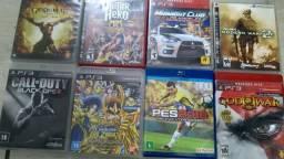Venda de jogos Originais Playstation 3
