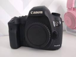 Título do anúncio: Canon 5D mark 3