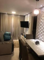 Alugo Excelente apartamento mobiliado na Fraga Maia, Feira de Santana -BA.