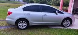 Título do anúncio:  Honda Civic 2012 lxs automático