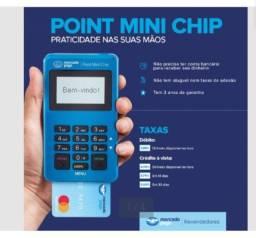 Maquina mercado pago com chip