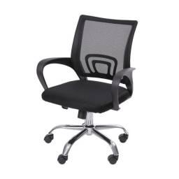 cadeira diretor giratoria de tela mega oferta