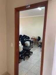 Sala para alugar, 19 m² por R$ 800/mês - Santos Dumont - São José do Rio Preto/SP