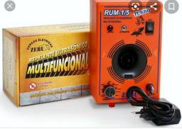 Repelente ultrasonico multifuncional