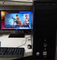 Cpu Computador Home Office WorkStation Intel Duo E4500 2.2 - Semi Novo