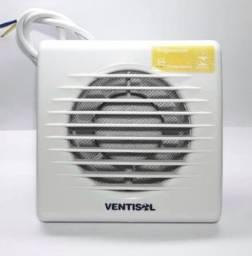 Exaustor Para Banheiro Ventilador Ventisol 100mm 110v 220v