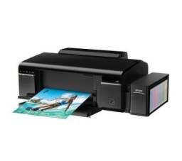 Impressora Fotográfica Jato De Tinta Ecotank L805 Wifi 110v - Epson ( SEMI-NOVA)