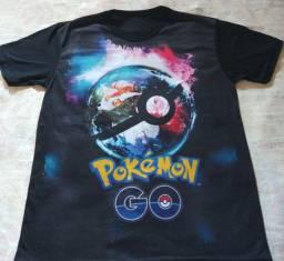Camisa Pokémon Go