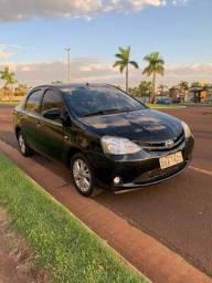 Etios x 1.5 2016 sedan