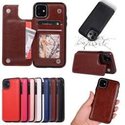 Título do anúncio: Capa Carteira para o iPhone 12, 12 Pro e 12 Pro Max