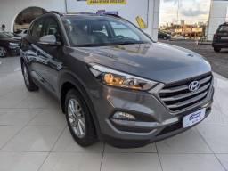 Título do anúncio: Hyundai New Tucson 1.6 T-gdi  Gasolina Gls Ecoshift 18/19 Cinza!