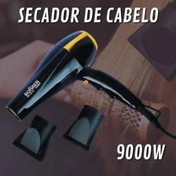 Secador de Cabelo Profissional 9000W P/ Uso Doméstico e Salão