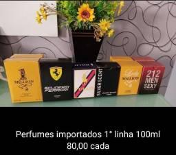 Título do anúncio: Perfumes
