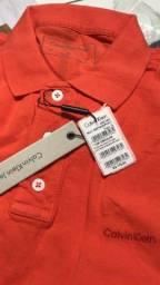 Título do anúncio: Camisa ck m polo
