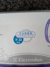 Lavadora Eletrolux Turbo Compacta 7.0 Kg