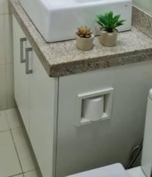 Título do anúncio: Vendo armário novo de banheiro
