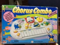 Piano teclado musical infantil