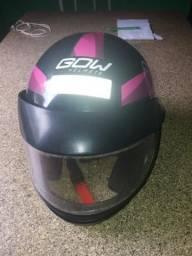Vendo capacete GOW CIME NOVO