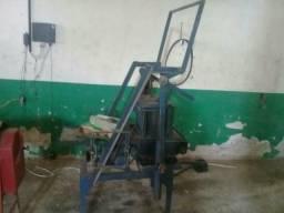 Vendo maquinas di obras