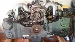 Motor Subaru 2.0 16v 190cv DOHC (EJ204DX)