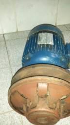 Motor Siemens trifásico 2cv
