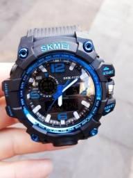 Relógios esportivos skmei 100% a prova d'água originais!