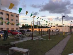 2 quartos em Maranguape 1, condomínio fechado
