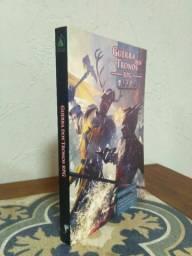 Livro: Guerra dos tronos RPG