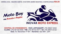 Disponível motoboy