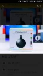 Compro chromecast