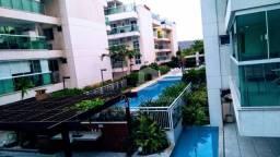 Apartamento lazer completo, com  3 dormitórios, 1 suíte, varanda, à venda, 90 m² por R$ 63