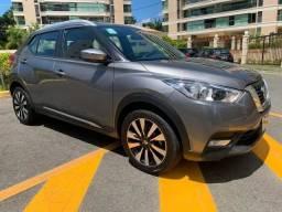 Nissan kicks sv 2018, novíssimo, carro sem detalhes - 2018