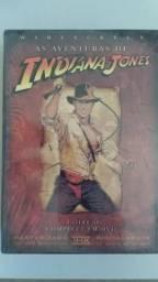 Box DVD INDIANA JONES