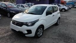 Fiat Mobi Like 1.0 2019 Branco - 2019