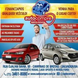 Financiamos Veiculos city fit hrv fiesta logan cerato master - 2016