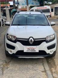 RENAULT SANDERO 2015/2016 1.6 STEPWAY 8V FLEX 4P MANUAL - 2016
